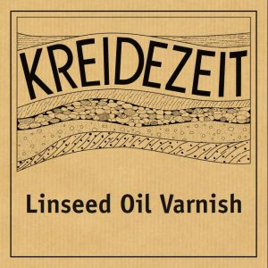 Kreidezeit Linseed Oil Varnish