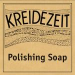 Kreidezeit Polishing Soap label