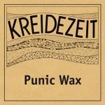 Kreidezeit Punic Wax label