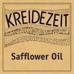 Kreidezeit Safflower Oil label