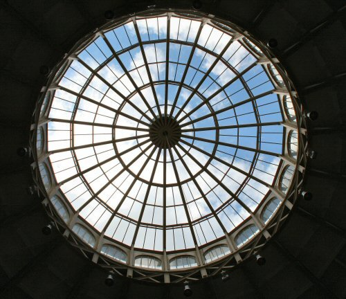 Buxton Dome Centre light