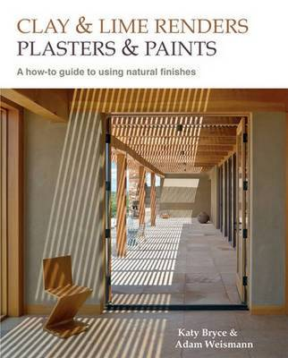 Clay & Lime Renders, Plasters & Paints