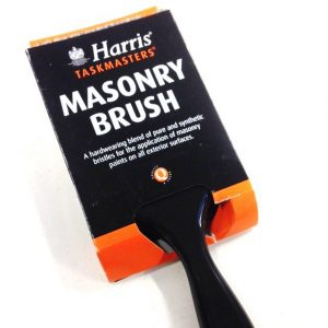 Harris Taskmasters Masonry Brush 4""