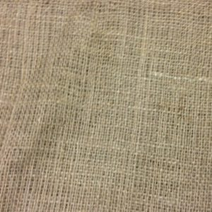 Hessian Sheet