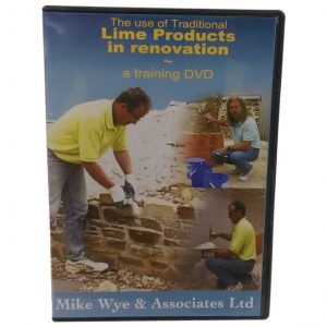 DVD: Using Lime in Renovation