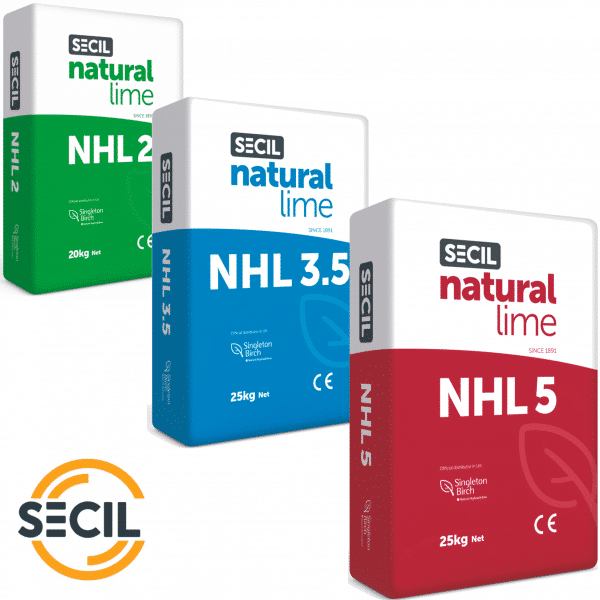 Secil NHL Natural Hydraulic Lime