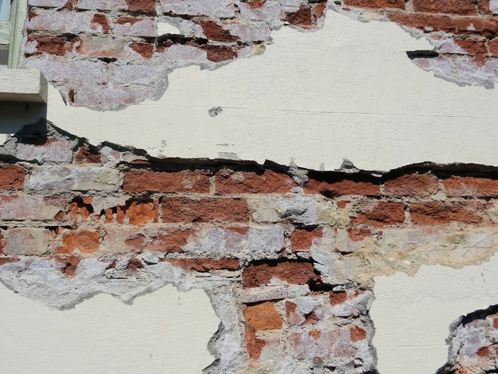 Unfortunately, whenever hard cement is removed, it can cause structural problems or damage to the face of the masonry.