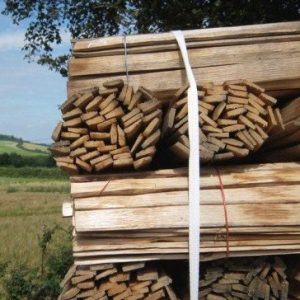 Lath : Oak, Chestnut & Larch
