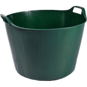 Trug Dark Green 75L