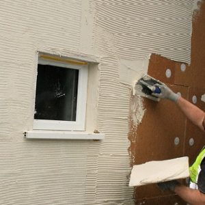 Wood Fibre Render & Plaster Systems