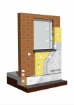 STEICO External Solid Wall Rendered