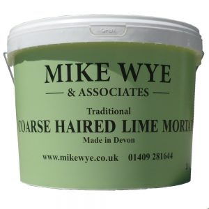Haired Lime Mortar