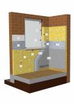 STEICO Internal Wall Insulation Plastered