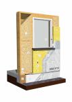 STEICO Timber Frame Rendered