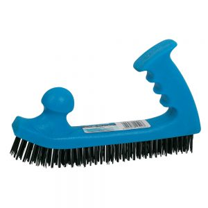Wire Brush Jumbo Easy Grip