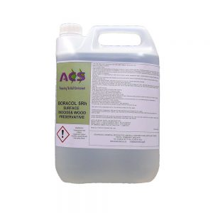 ACS Boracol 5Rh / 10Y Wood Preservative