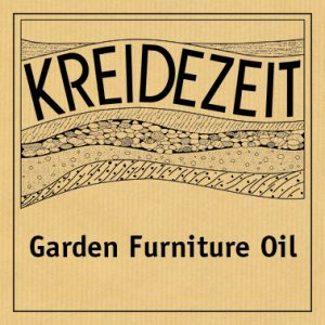 Kreidezeit Garden Furniture Oil