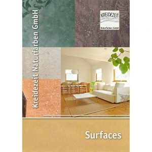 'Surfaces' by Kreidezeit Brochure