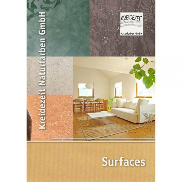 Kreidezeit Surfaces brochure