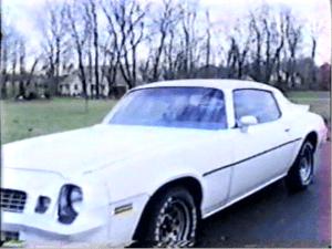 My 1979 Camaro