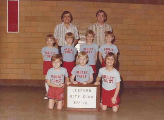 Basketball_Team 1977