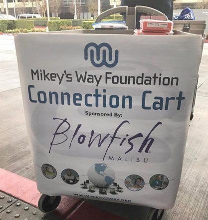 Blowfish Malibu at CHLA