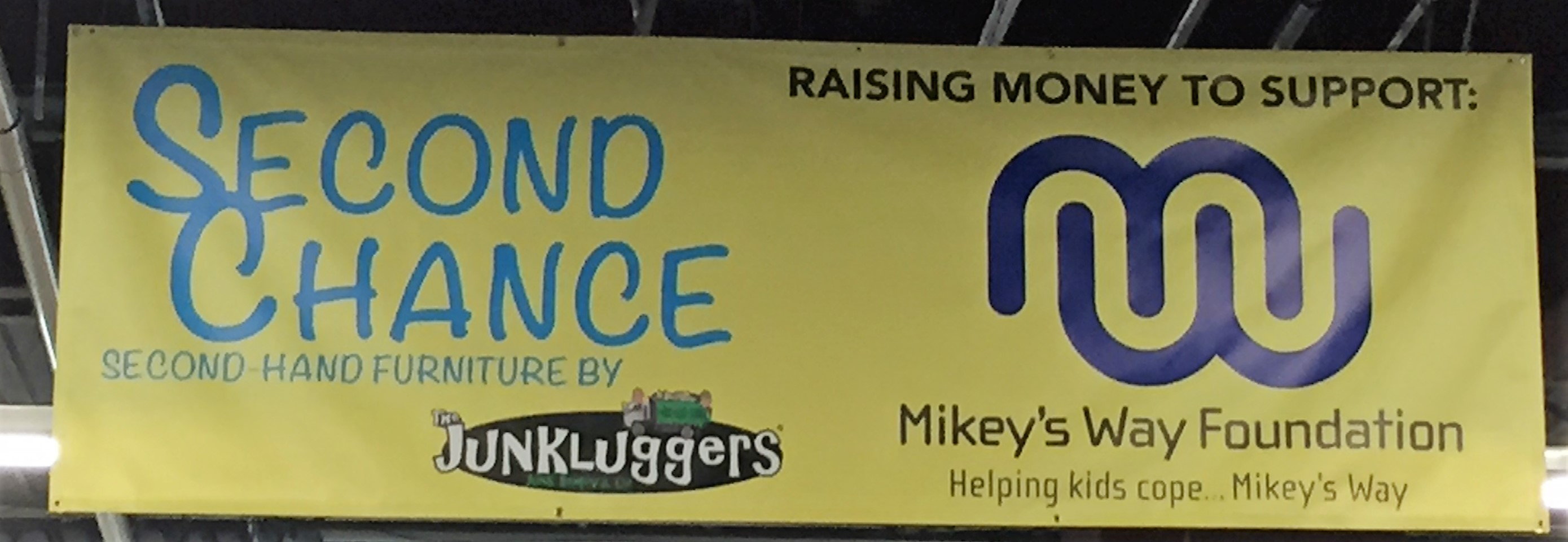 Second Chance by Junkluggers Banner