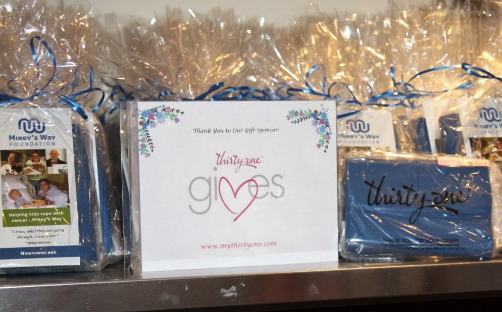 Gift Sponsor Handbag Bingo 2017