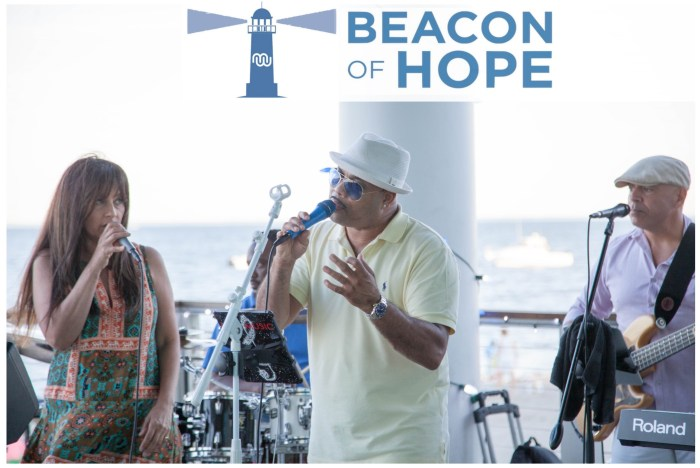 Beacon of Hope, April 2019 at Fairfield Penfield Pavilion, Benefiting Mikey's Way Foundation