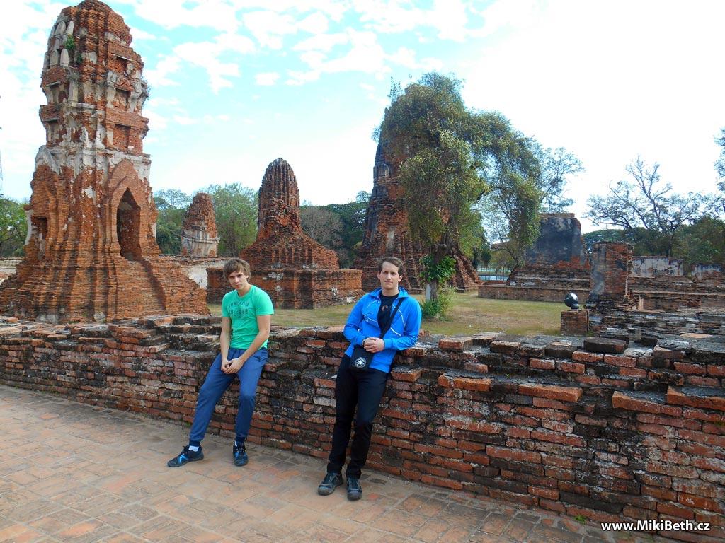 ayutthaya historický park