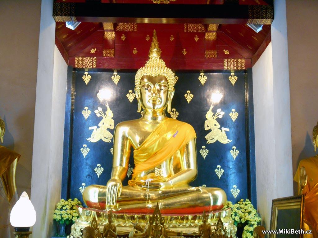 phitsanulok buddha top