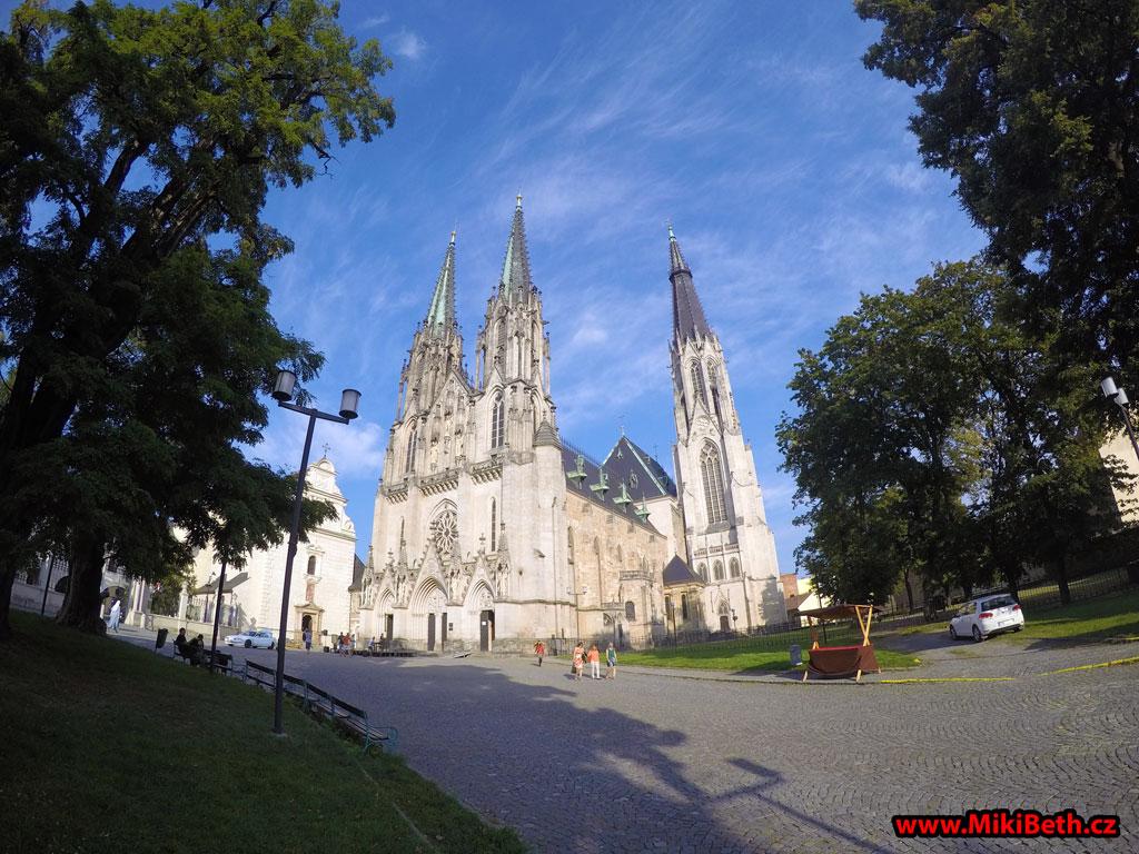 katedrala svateho vaclava olomouc