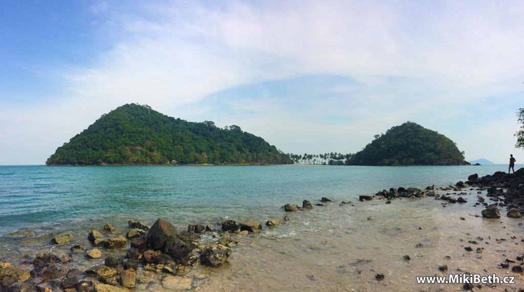 tajuplný ostrov
