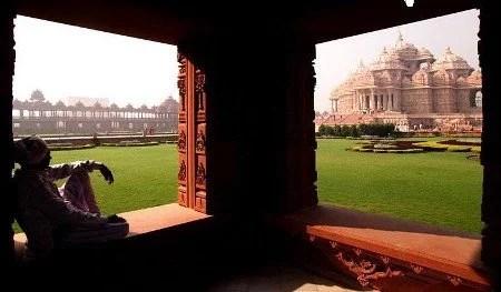 Entrevista sobre a India