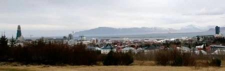 Reykjavik by Mikix
