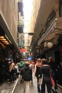 Lanes de Melbourne