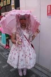 Meninas de Harajuku