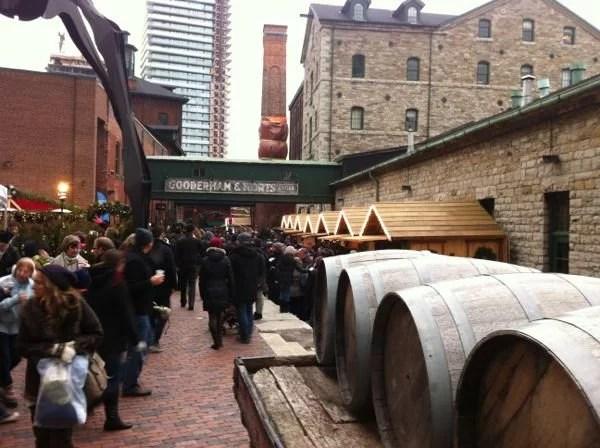 Toronto Christmas Market por mikix