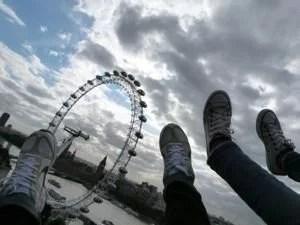 Anabel em Londres