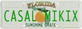 Casal Mikix na Florida