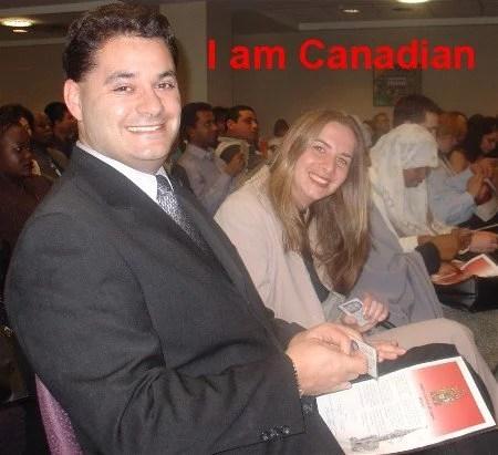 Casal Mikix virando canadense