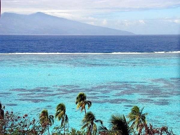 Moreea na Polinesia Francesa