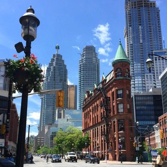 Flatiron em Toronto