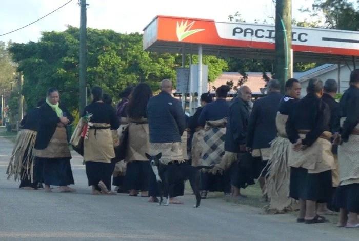 Funeral em Tonga