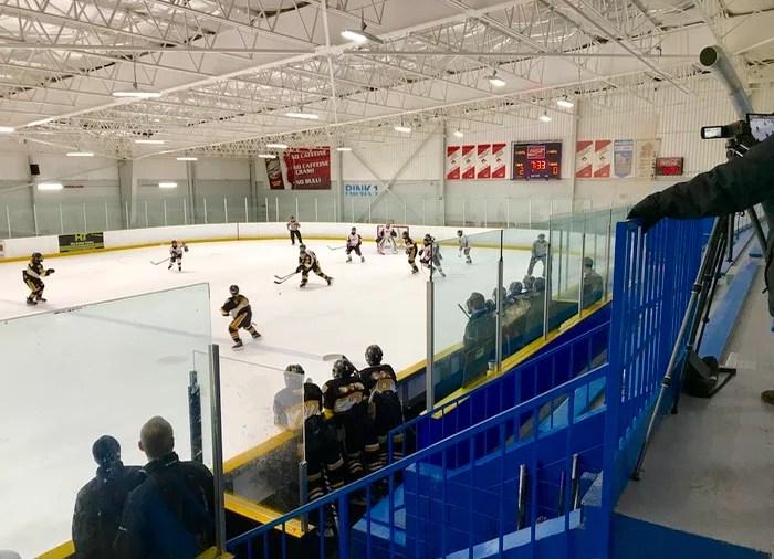 Hockey, uma contradição a cultura canadense