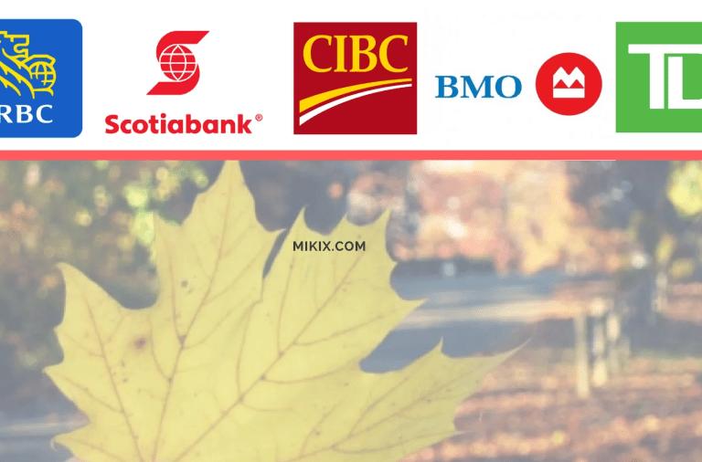 Como abrir conta de banco para estudantes no Canadá