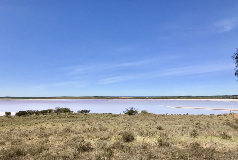 Bumbunga Lake, South Australia