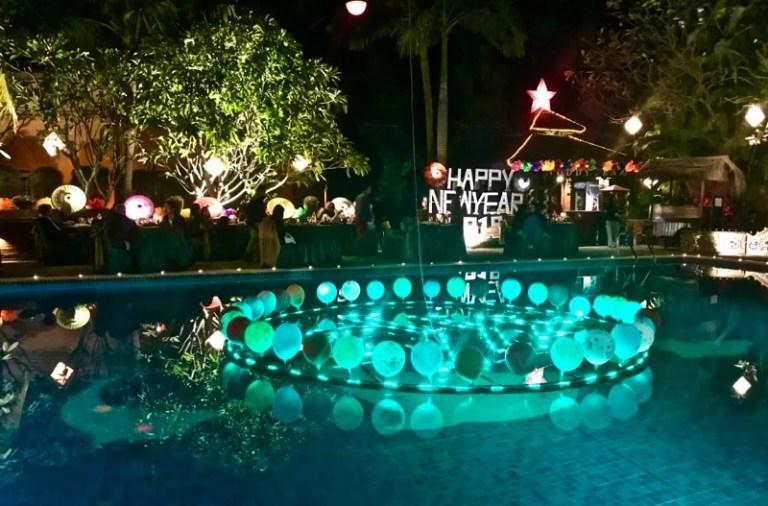 Ano Novo em Mianmar, Bagan