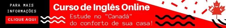 Inglês online Canadá
