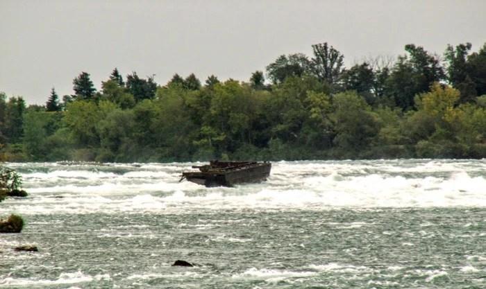 Barco de Niagara Falls